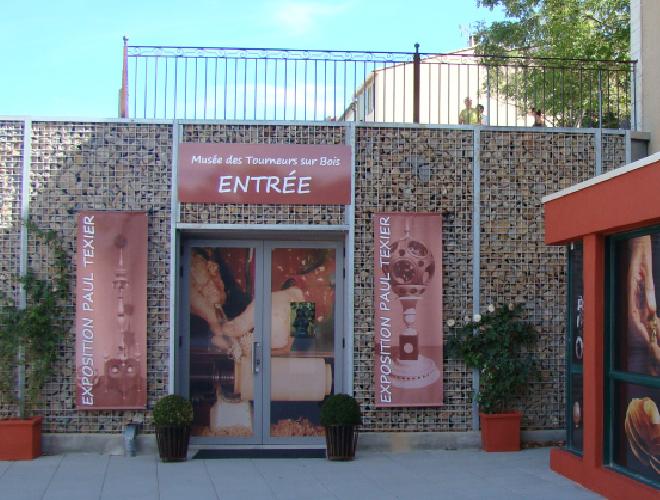 Galerie Musée Aiguines Gorges du verdon Garence