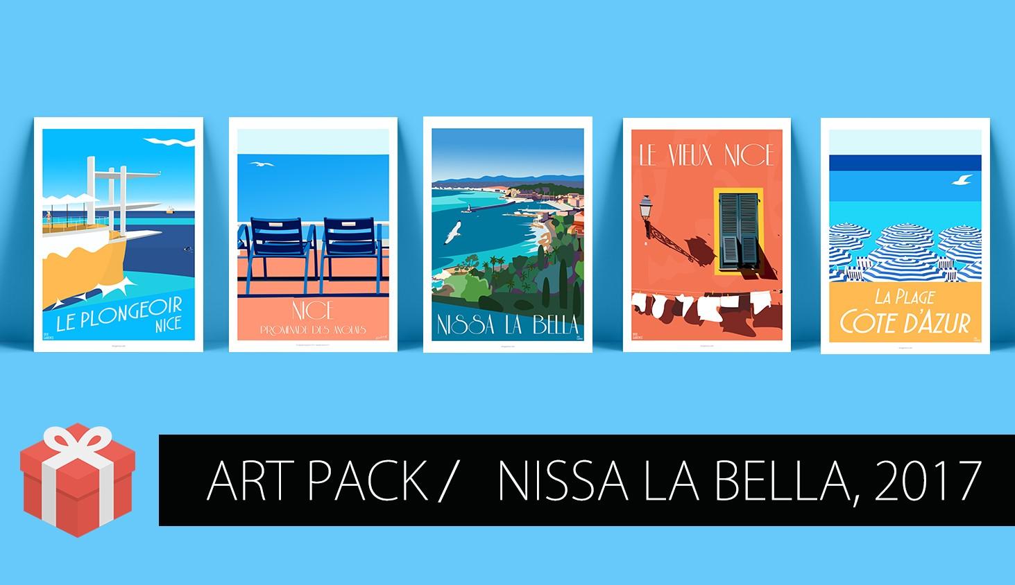 Art Pack Nissa La Bella