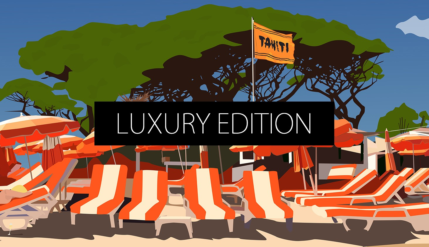 Luxury Collection Tahiti Beach