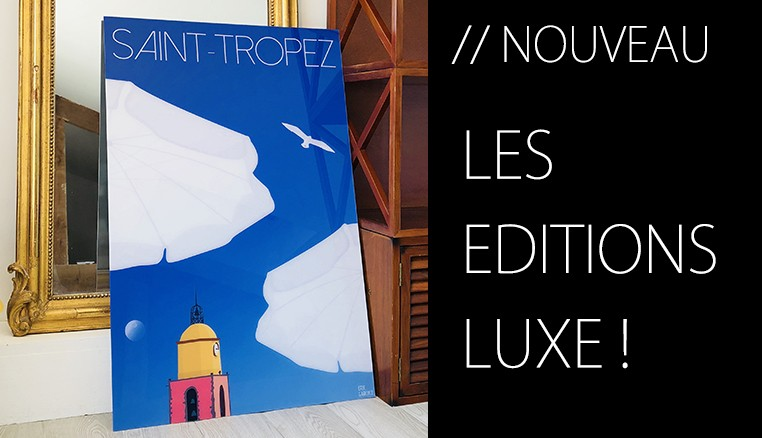 Editions Luxe - Eric Garence