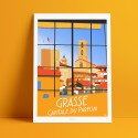 Grasse, World capital of perfume - French Riviera, 2017