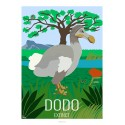 DODO - Wildlife - Educational Board
