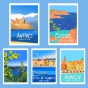 ART PACK - French Riviera