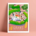"""Grans, """"Cité Provençale"""", 2015"""