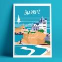 Biarritz, Le Rocher de la Vierge, 2017