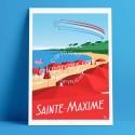 Sainte Maxime et la Patrouille de France, 2017
