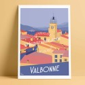Valbonne, 1519, French village, 2017