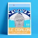 Le Cigalon Plage - Cagnes-sur-mer, 2018