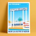 Ca tourne ! sur la Côte d'Azur, Studios de la Victorine, Nice, 2018