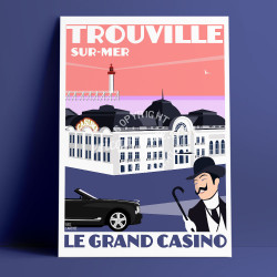 The Grand Casino of Trouville-sur-Mer, 2018