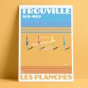 Boards, Trouville-sur-Mer, 2018