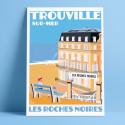 Les Roches Noires, Trouville-sur-Mer, 2018