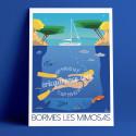 Le Monde sous-marin de Bormes-les-Mimosas
