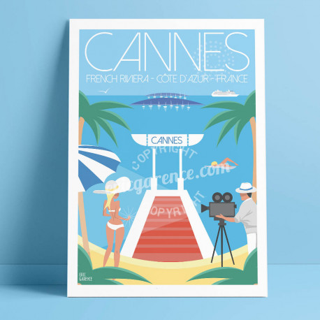 Cannes, French Riviera France, pinup, girl, festival, movie, cinema, girl, French