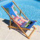 Chaise Longue Personnalisée - Chilienne Eric Garence