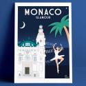Monaco, l'Opéra et la Mer
