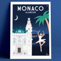 Monaco, the Opera and the Sea