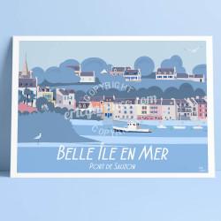 Belle-Ile-en-Mer, Port Sauzon