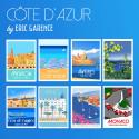 Côte d'Azur, La Collection de cartes postales
