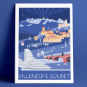 Winter in Villeneuve Loubet, 2020