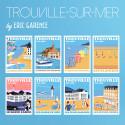Les 8 affiches de Trouville-sur-Mer