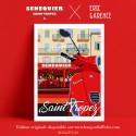 La Vespa rouge chez Senequier, 2016