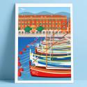 Le Port de Nice et Lou Passagin, 2020