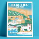 A Lovely day in Beaulieu-sur-Mer, 2020