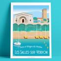 Les Salles-sur-Verdon, 2020