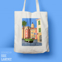 """Tote Bag """"Le Gendarme de Saint Tropez"""""""