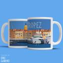 """Mug """"Le Port de Saint Tropez"""""""