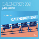2021 French Riviera Calendar by Eric Garence