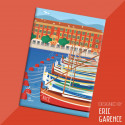 "Magnet, ""Le Port de Nice et lou Passagin"""