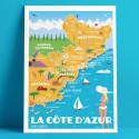 La Carte de la Côte d'Azur, 2020