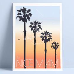 Nice ou Miami?, 2018,