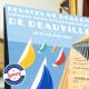 Régates de Dragon de Deauville, 2021 - Official Poster by Eric Garence