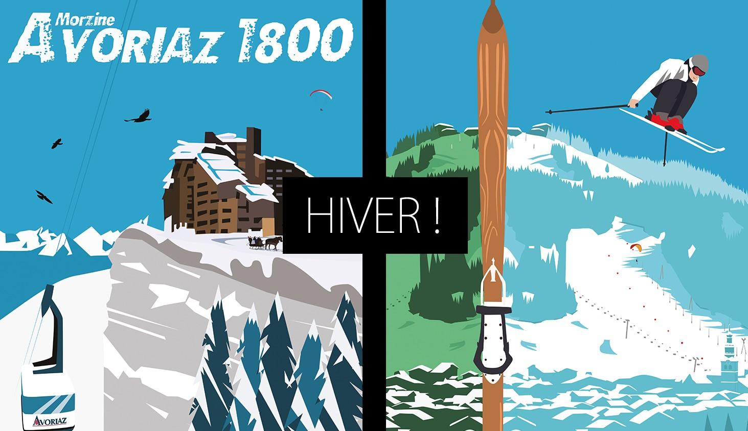 Hiver Winter 2018