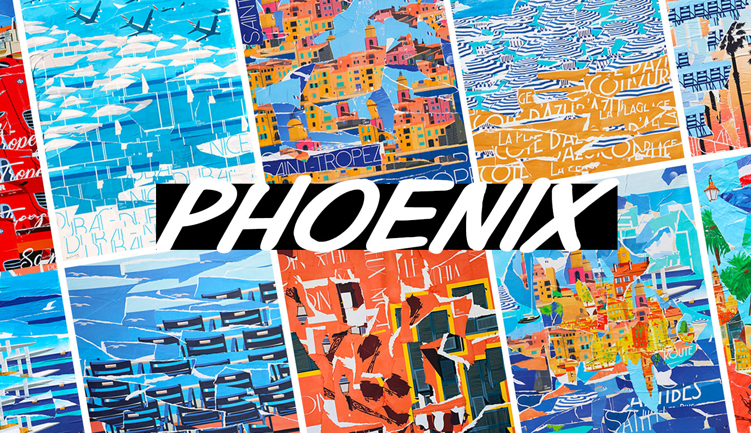 Phoenix by Eric Garence