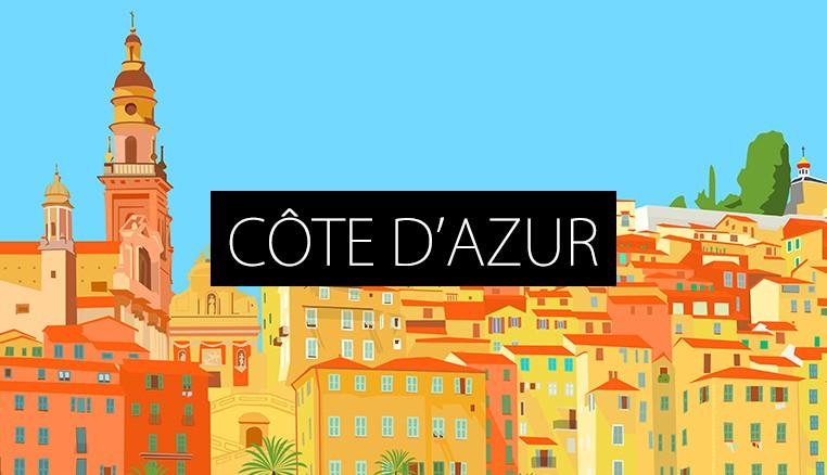 Série Côte d'Azur