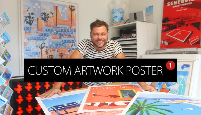 Custom Poster Artwork